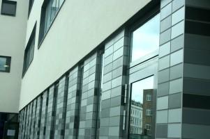 Pimlico Library build (June 2010)