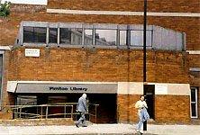 Pimlico Library, Rampayne Street