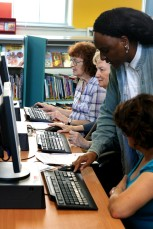 ICT training in Westminster Libraries