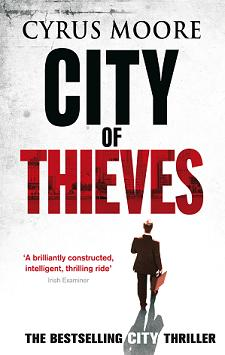 City of Thieves, by Cyrus Moore