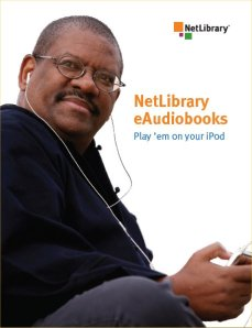 Sign up for e-audiobooks