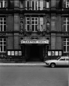 Another famous wedding venue in Westminster: Caxton Hall became a register office in 1933 and hosted marriages of the rich and famous including Elizabeth Taylor, Ingrid Bergman, Ringo Starr, Diana Dors (twice) and Peter Sellers.