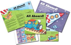 All Aboard for National Bookstart Week 2011