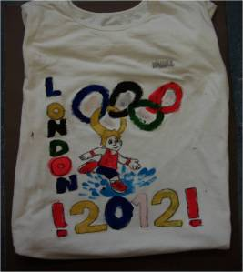T-shirt by St Clement Danes Year 6