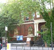 Maida Vale Library