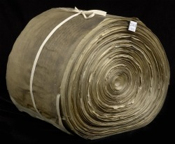 Roll of Parliamentary parchment...