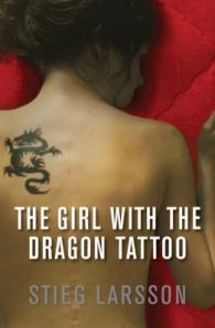 The Girl with the Dragon Tattoo, by Steig Larsson