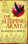 The Sleeping Army, by Francesca Simon