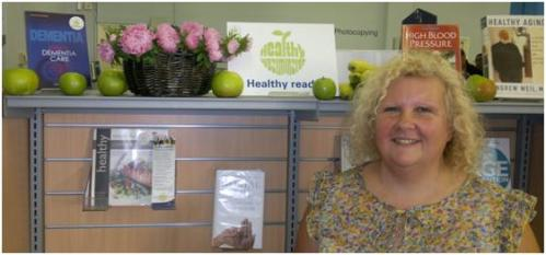 Mary and the Health Display
