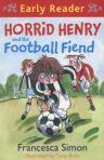 Horrid Henry books, by Francesca Simon