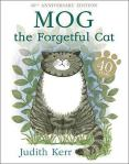 Mog the forgetful cat, by Judith Kerr