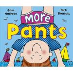 More pants, by Giles Andreae