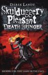 Death bringer, by Derek Landy