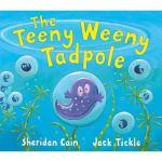 The teeny weeny tadpole, by Sheridan Cain
