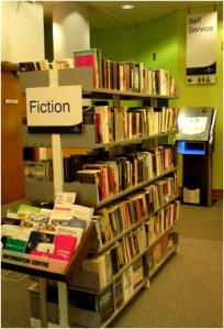 Fiction at the Express Library