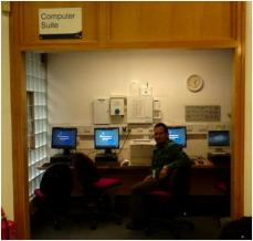 ICT facilities at the Express Library