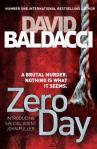Zero day, by David Baldacci