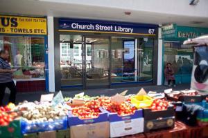 Church Street Library
