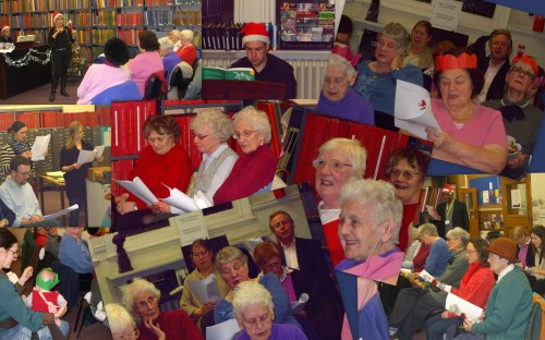 Christmas Open Evening at Westminster Music Library