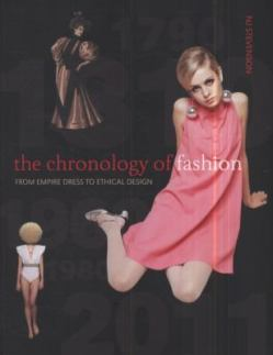 The Chronology of Fashion, by NJ Stevenson