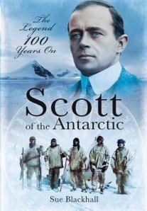Scott of the Antarctic, by Sue Blackhall