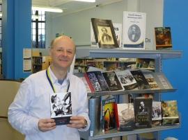 Dickens display at Paddington Library