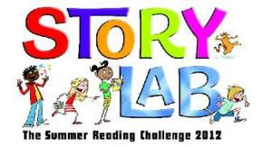 Story Lab - Summer Reading Challenge 2012