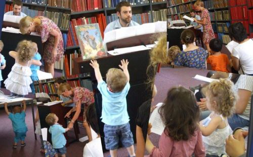 Jungle Book event at Westminster Music Library
