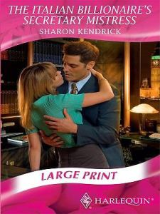 One of Sharon Kendrick's titles for Mills & Boon