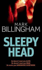 Sleepyhead, by Mark Billingham