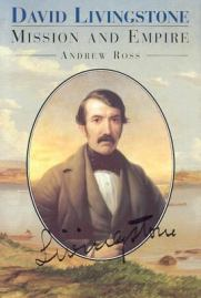 Books about David Livingstone