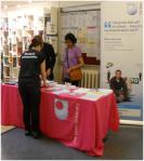 Open University Open Day at Victoria Library