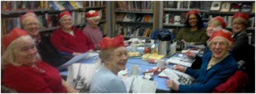 Share a Book Group at Christmas (2012)