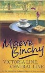 Victoria Line, Central Line, by Maeve Binchy