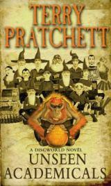 Discworld novels by Terry Pratchett