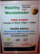 Health event