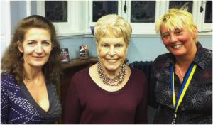 Ruth Rendell visit to Mayfair Library, February 2013
