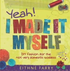 Yeah! I made it myself, by Eithne Farry
