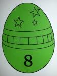 Easter Egg Hunt egg - Maida Vale Library, April 2013