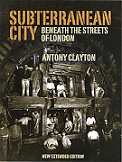 Subterranean City, by Antony Clayton