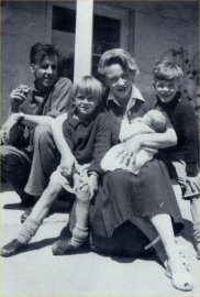 The Peake Family, 1949