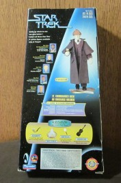 Data as Holmes action figure on Ebay