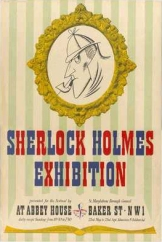 Sherlock Holmes exhibition 1951