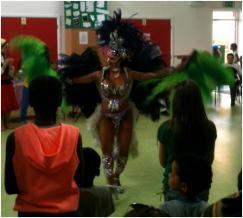 St John's Wood Library visit Brazilian School, July 2013