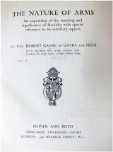 'The Nature of Arms' by Lt. Col. Robert Gayre
