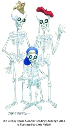 skeleton family robinson