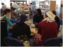 Knitting Club - Silver Sunday - 6 October at Paddington Library