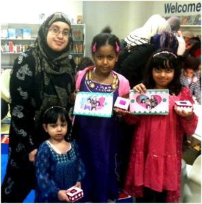 Eid and Family Learning event