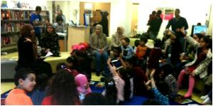 Eid and Family Learning event in Westminster Libraries