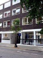 Marylebone Library, Beaumont Street